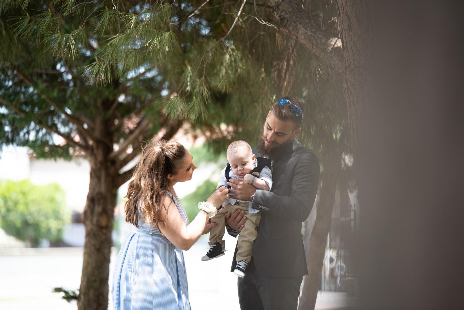 Φωτογράφιση Βάπτισης στα Γιαννιτσά