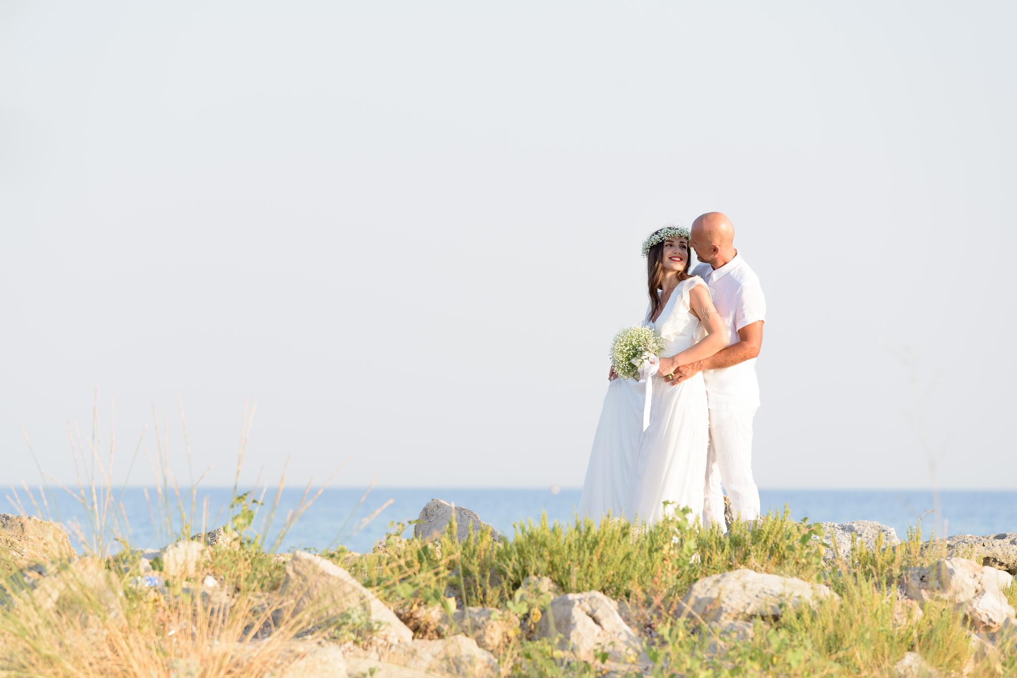 Φωτογράφιση γάμου Χαλκιδική Σωζόπολη Θάλασσα Charis Avramidis Photography Wedding best photographer φωτογράφοι